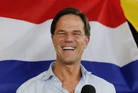Mark Rutte , prime minister
